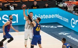 """Startavo atnaujintos Ispanijos pirmenybės: Pangoso sugrįžimas ir sunki """"Barcos"""" pergalė"""