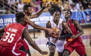 Amerikiečiai palaužė Malio krepšininkus ir tapo U 19 pasaulio čempionais