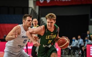 Atnaujintame FIBA reitinge vyrų rinktinė išlaikė turėtą poziciją