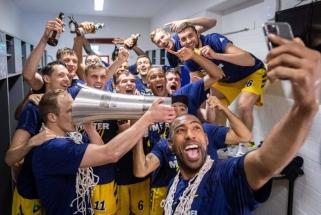 Kitaip nei Eurolygoje: ALBA apgynė Vokietijos čempionų titulą