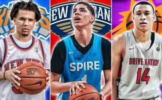 NBA numatė naujokų biržos datą