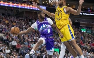 Naujasis žalgirietis Mudiay: nuo karo Konge iki NBA startinio penketo žaidėjo