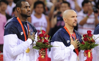 """J.Kiddas dirbs """"Lakers"""" klube trenerio asistentu"""