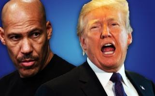 L.Ballas: D.Trumpas - rasistas