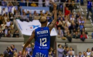 """Ispanijos krepšinio fiestos įžangoje – šūvis iš aikštės vidurio ir istorinė """"San Pablo"""" pergalė"""