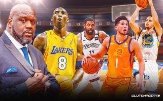 Shaqas įvardijo 5 žaidėjus, kurie gali pagerinti Kobe 81 pelnyto taško pasiekimą