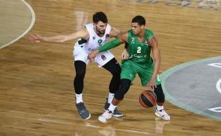 Adomaičio treniruojamoje komandoje – NBA ir Eurolygoje žaidęs amerikietis
