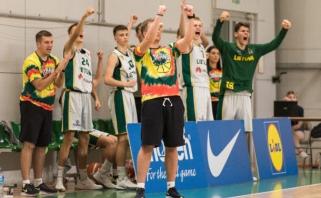 """""""Huawei Baltijos taurės"""" turnyras: lietuviai išsaugo viltis kautis dėl nugalėtojų vardo"""