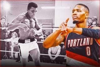 Lillardas: Muhammadas Ali – iškiliausias sportininkas istorijoje