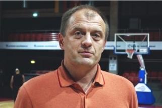 """A.Giedraitis: nemanau, kad Kazanės krepšininkai yra gerokai pranašesni už """"Rytą"""""""