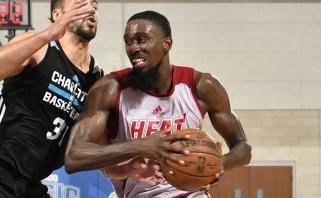 """""""Unics"""" pasipildė NBA patirties turinčiu atletišku puolėju"""