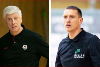 """Ar """"Statybos"""" vardas dar sugrįš į antraštes? – trenerių komentarai apie Vilniaus krepšinį"""