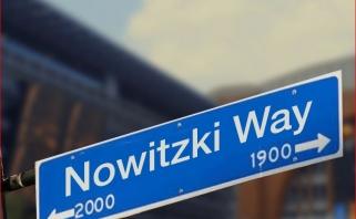 Dalase ketinama pavadinti gatvę Dirko Nowitzki garbei