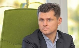 Rezultatyviausias visų laikų rinktinės futbolininkas T.Danilevičius: reikia išlaikyti Adomaitį