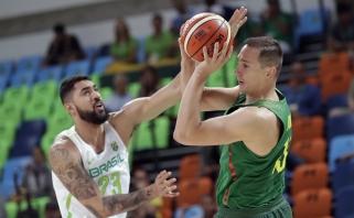 FIBA suspendavo Brazilijos krepšinio federaciją