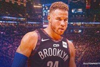 """Griffinas: pastaruosius metus girdėjau, koks aš blogas žaidėjas, o dabar: """"Tai nesąžininga!"""""""