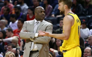 Perkinsas mano, kad Sabonio klubas suklydo atleisdamas trenerį McMillaną