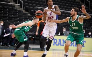 W.Clyburnas: CSKA - labiausiai prie NBA priartėjusi organizacija