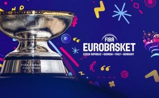 Lietuvos rinktinė sužinojo varžovus 2022 metų Europos čempionate