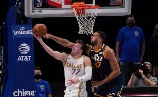 """Dončičius trenkė per nagus NBA lyderiams, """"Raptors"""" naujokas sviedė pergalingą tritaškį su sirena"""