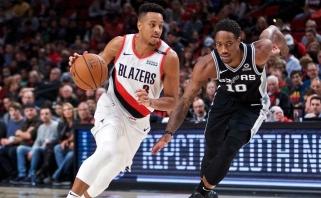 JAV rinktinė griūva kaip kortų namelis: dar dvi NBA garsenybės pakeitė planus
