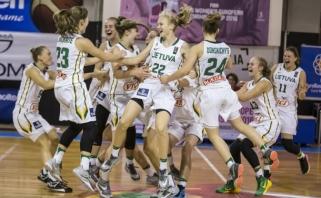Lietuvos krepšinio ateitis: medalių gausa ir dėmesys mergaičių krepšiniui
