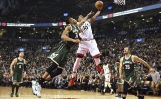 """Bucks"" ir ""Nets"" klubai domisi ""Spurs"" lyderiu"