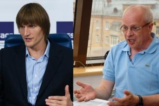 Gomelskis: jei vertinti rinktines, Rusijos krepšinis degraduoja