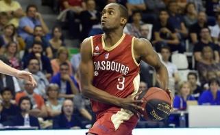 NBA patirties turintis prancūzas R.Beauboisas keliasi į Vitoriją