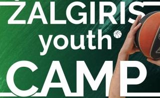 """""""Žalgiris"""" surengs krepšinio stovyklą jaunuoliams (komentaras)"""