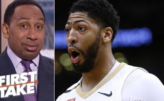 """S.A.Smithas: pirma reakcija į Daviso traumą – """"Nets"""" taps čempionais"""