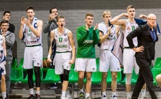 Žalgiriečiai įveikė svečius iš Klaipėdos