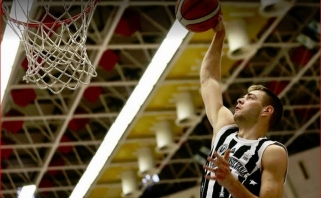 D.Tarolis siautėjo FIBA Europos taurės atrankos mače