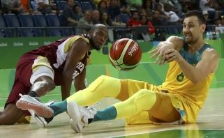 Australai tapo potencialiais Lietuvos rinktinės varžovais ketvirtfinalyje