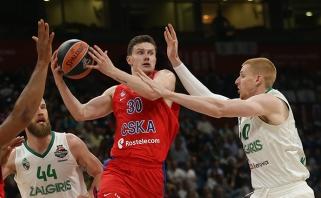 CSKA atsisveikino su M.Kulaginu, latvio likimas - neaiškus