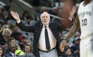 Žiniasklaida: NBA gali būti įvestas kitoks amžiaus limitas