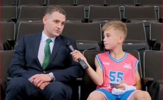 """""""Ar Marekas žais kitame sezone?"""" – jaunasis reportris kalbino Schillerį ir žalgiriečius"""