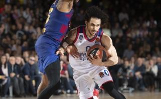"""Sh.Larkinas pakomentavo """"Barcelonos"""" veiksmus: jiems reikėtų įvesti NBA lygio algų kepurę"""