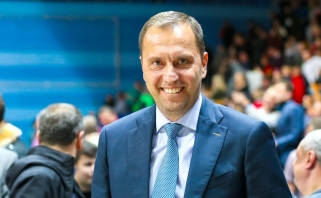 """""""Chimki"""" vadovas: būtų logiška užfiksuoti šio Eurolygos sezono rezultatus ir pradėti ruoštis kitam"""