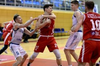 Pakylėjimas karjeroje: Mažeikiuose nežibėjęs jaunas puolėjas keliasi į Tartu klubą