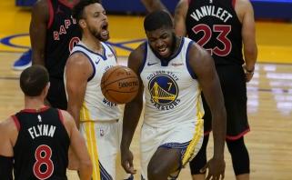 S.Curry pakomentavo savo karjeros antirekordą: tai rodo, kad judame tinkama linkme