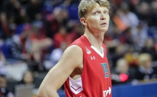 """M.Kuzminskas - rezultatyviausias, """"Loko"""" - antausis namie nuo autsaiderių"""
