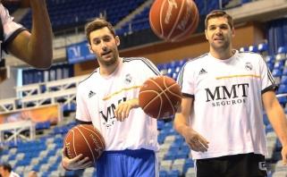 Ispanai Eurobasket2017 versis be veteranų R.Fernandezo ir F.Reyeso