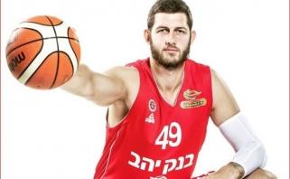 """""""Hapoel"""" su M.Kupšu laimėjo trilerį prieš """"Maccabi"""" ir iškovojo Izraelio lygos taurę"""