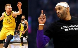 D.Sabonis ne juokais suerzino NBA legendą: nustok vaidinti! (video)