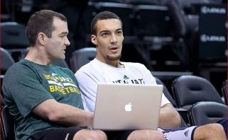 """""""Cavaliers"""" vadovas po viešnagės Lietuvoje susitiks su """"Jazz"""" trenerio asistentu"""