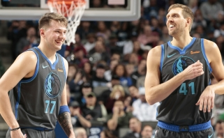 Barnesas: Dirkas – geriausias europietis NBA istorijoje, tačiau Luka gali pabelsti į duris