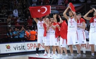JAV - Turkija: prognozuojama triuškinanti JAV pergalė