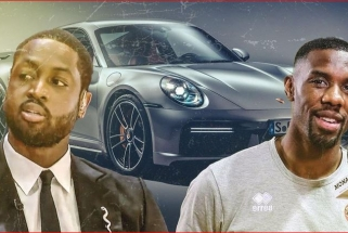 """Cole'as papasakojo, kaip Wade'as jam pralošė naują """"Porsche"""", """"Heat"""" legenda patvirtino"""