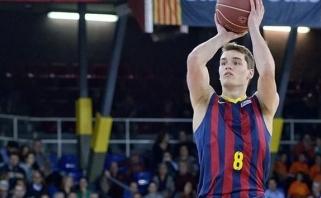 M.Hezonja nepadės Kroatijos rinktinei Europos čempionate
